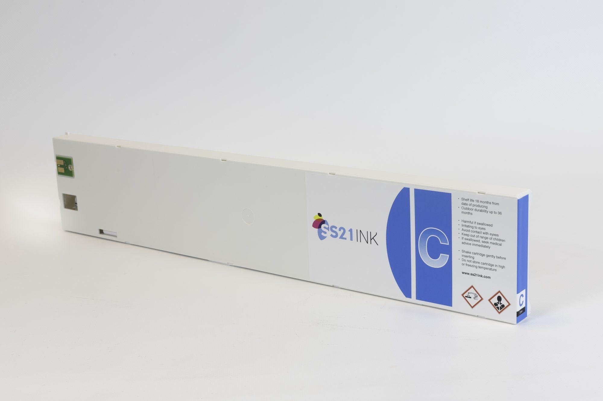 Mimaki SPC-0501C Cyan SS21 cartridge