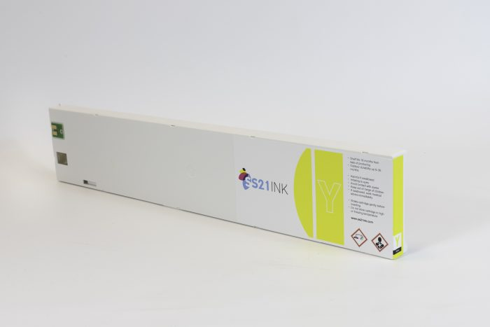 Mimaki SPC-0501Y Yellow SS21 ink cartridge