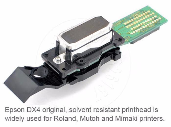 Epson DX4 Druckkopf