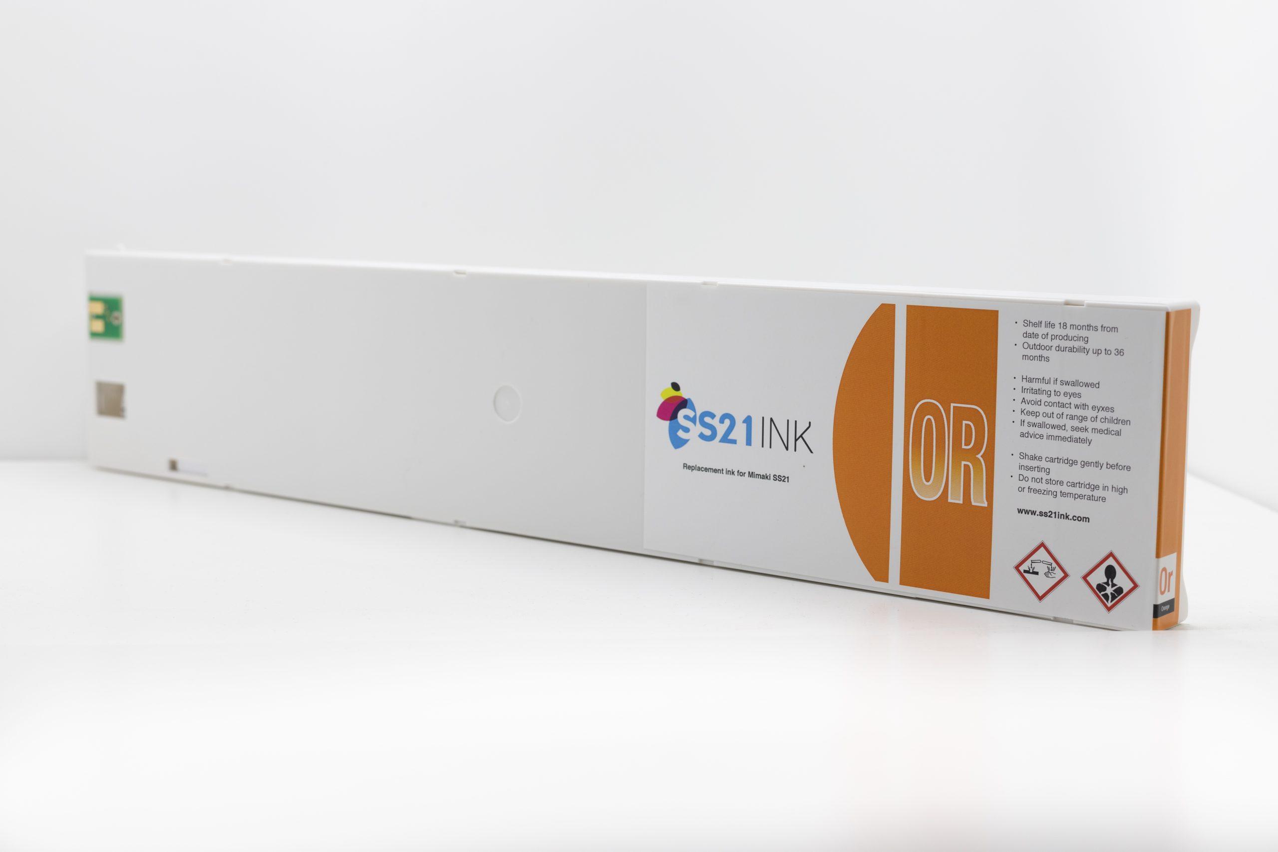 Mimaki SS21 cartridge Orange