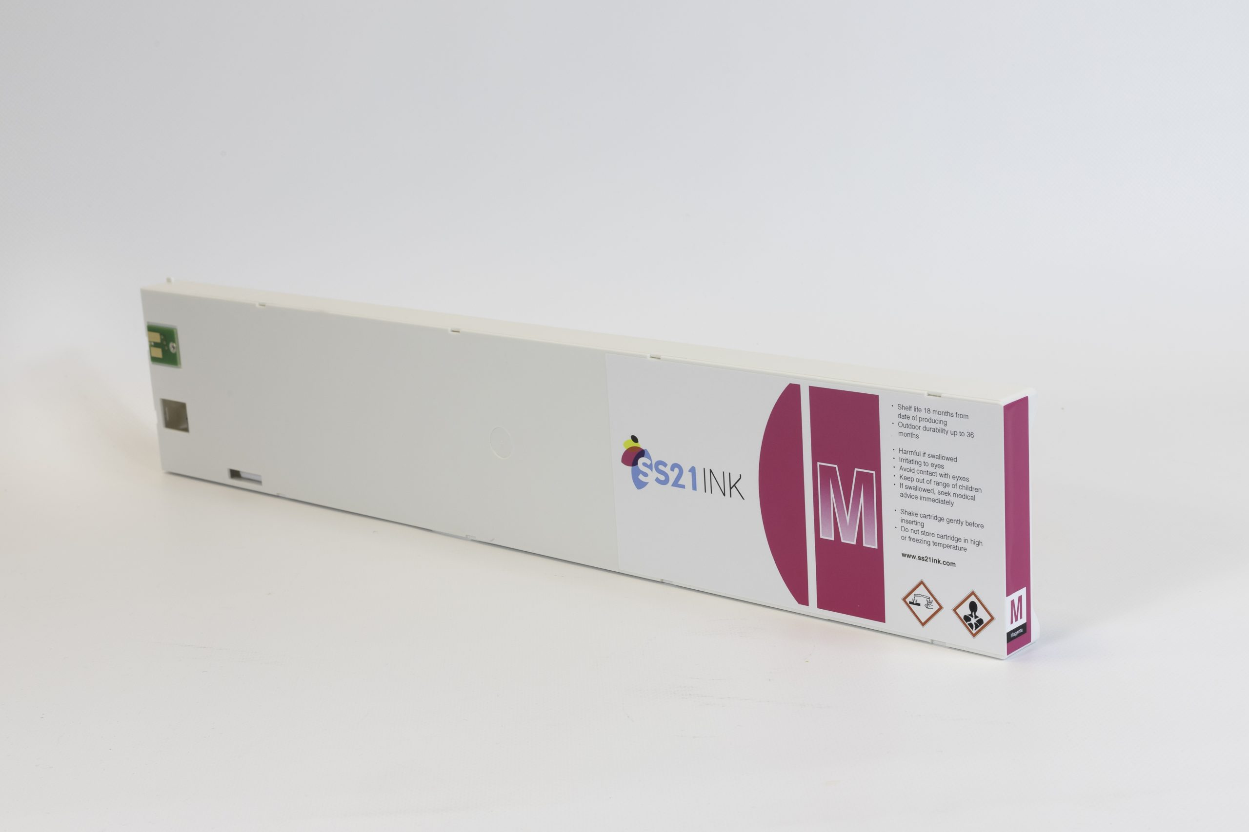 Cartouche d'encre générique Magenta équivalent à Mimaki SPC-0501M