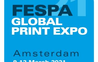 FESPA Global Print Expo 2021 Amsterdam.